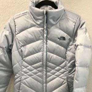 North Face Aconcagua Jacket - Arctic Ice Blue